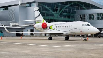 N729FS - Dassault Falcon 2000EX - Private