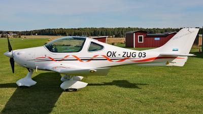 OK-ZUG 03 - Atec 321 Faeta NG - Private