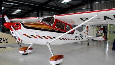 A picture of GAPVS - Cessna 170B - [26156] - © Jez-UK