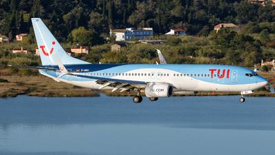 D-ABKI - Boeing 737-86J - TUI