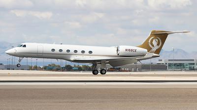 N168CE - Gulfstream G-V - Private