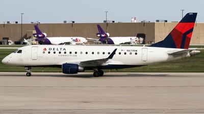 N879RW - Embraer 170-100LR - Delta Connection (Republic Airlines)