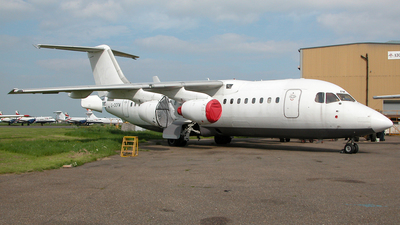 G-DEFM - British Aerospace BAe 146-200 - Flightline