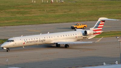 A picture of N552NN - Mitsubishi CRJ900LR - American Airlines - © Jake Fernandes