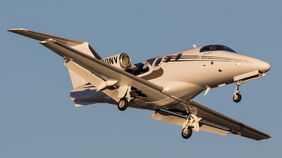 N100NV - Embraer 500 Phenom 100 - Private