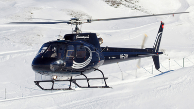 HB-ZNY - Eurocopter AS 350B2 Ecureuil - Air Zermatt