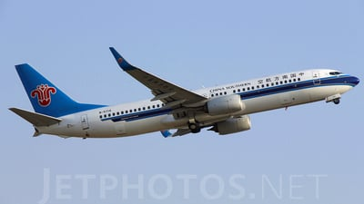 B-5719 - Boeing 737-81B - China Southern Airlines