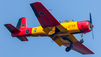 2709 - Nanchang PT-6A - Bangladesh - Air Force