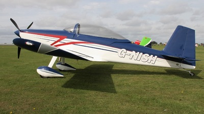 G-NISH - Vans RV-8 - Private