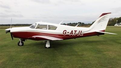 A picture of GATJL - Piper PA24260 Comanche - [244203] - © Ian Johnson