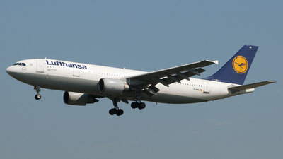 D-AIAL - Airbus A300B4-603 - Lufthansa