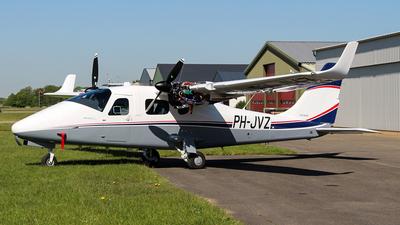 PH-JVZ - Tecnam P2006T Mk II - Private
