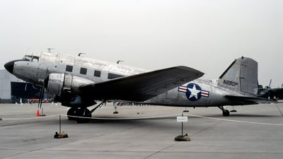 N890P - Douglas C-47A Skytrain - Southwind Aviation