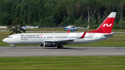 VP-BSO - Boeing 737-82R - Nordwind Airlines