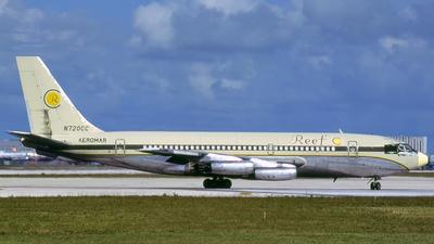 N720CC - Boeing 720-022 - Aeromar Líneas Aéreas Dominicanas