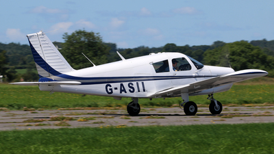 A picture of GASII - Piper PA28180 - [281264] - © Brian T Richards