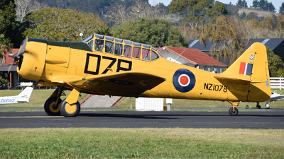 ZK-ENG - North American AT-6D Harvard III - Private