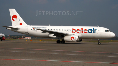 F-ORAD - Airbus A320-233 - Belle Air