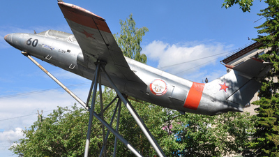 60 - Aero L-29 Delfin - Russia - Defence Sports-Technical Organisation (ROSTO)