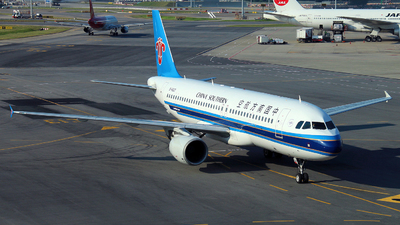 B-6620 - Airbus A320-214 - China Southern Airlines