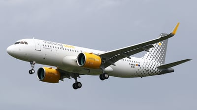 F-WWIR - Airbus A320-271N - Vueling Airlines