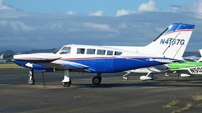 N4167G - Cessna 402B - Private