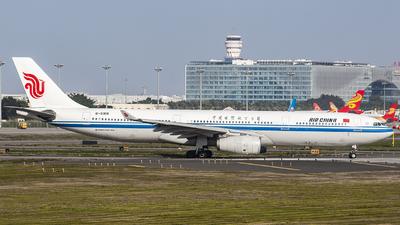 B-5919 - Airbus A330-343 - Air China