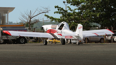 N5538N - Thrush Aircraft Thrush 510G - Private