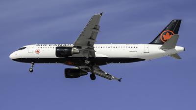 C-FXCD - Airbus A320-214 - Air Canada