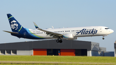 A picture of N294AK - Boeing 737990(ER) - Alaska Airlines - © Agustin Anaya