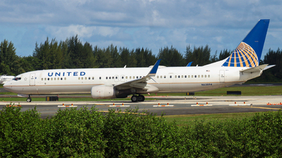 A picture of N62894 - Boeing 737924(ER) - United Airlines - © Fernando Camporreale