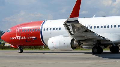 LN-NOL - Boeing 737-8Q8 - Norwegian