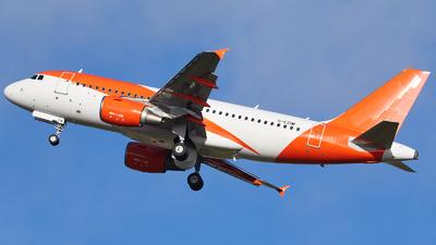 G-EZIM - Airbus A319-111 - easyJet