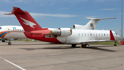 UP-CJ010 - Bombardier CRJ-100ER - 7th sky airlines
