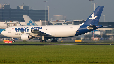 TC-MCA - Airbus A300C4-605R - MNG Airlines