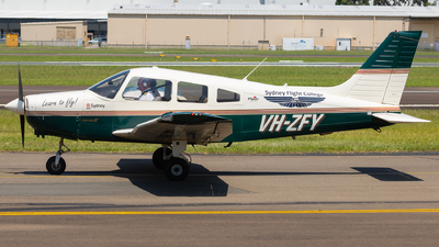 VH-ZFY - Piper PA-28-161 Warrior III - Schofields Flying Club