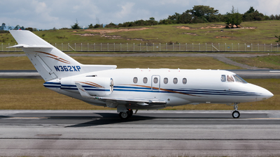 N362XP - Raytheon Hawker 900XP - Private