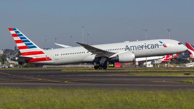 N839AA - Boeing 787-9 Dreamliner - American Airlines