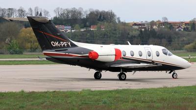 OK-PFY - Nextant 400XT - Time Air