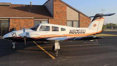 N800SU - Piper PA-44-180 Seminole - Oklahoma State University