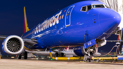 N8725L - Boeing 737-8 MAX - Southwest Airlines