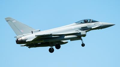 ZK358 - Eurofighter Typhoon FGR.4 - United Kingdom - Royal Air Force (RAF)