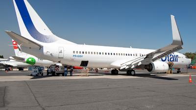 A picture of PRGGV - Boeing 7378EH - [37598] - © Juan Carlos Alvarez (MAS Aviation Press)