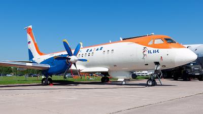 91003 - Ilyushin IL-114 - Radar MMS Design Bureau
