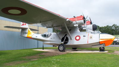 L-866 - Consolidated PBY-6A Catalina - Denmark - Air Force