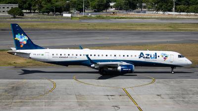 PR-AYF - Embraer 190-200IGW - Azul Linhas Aéreas Brasileiras