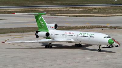 LZ-LCX - Tupolev Tu-154M - Bulgarian Air Charter (BAC)