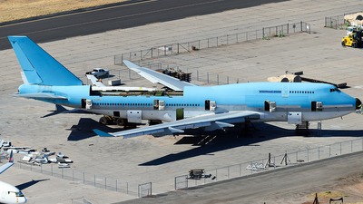 N396KA - Boeing 747-4B5 - Untitled