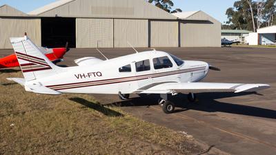 A picture of VHFTO - Piper PA32R301 - [3246099] - © Gavan Louis