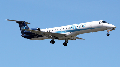 N261BC - Embraer ERJ-145EP - IBC Airways